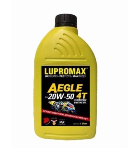 LUPROMAX AEGLE 4T 20W50 price in bd