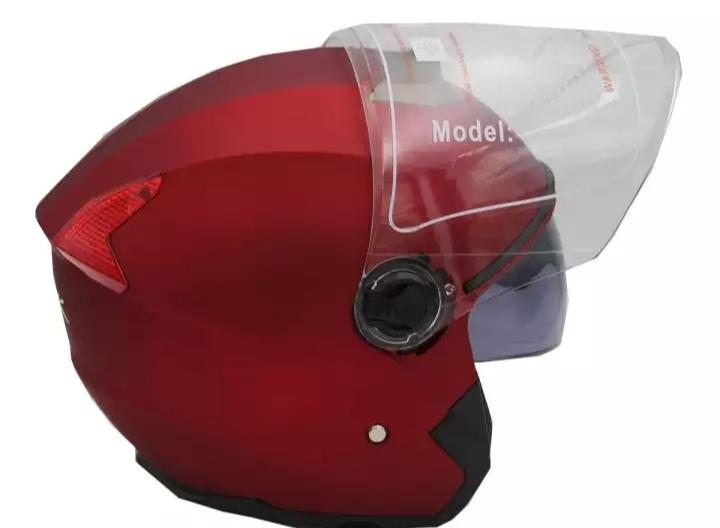 XBK-603 Matt Red Bike Helmet for Men and Women Price in bd