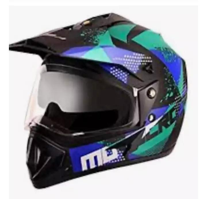 Off Road Full Face Bike Helmet for Men -MOTOX Price in bd.