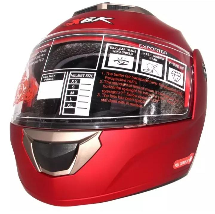 XBK-963 Full Face Helmet for Men Price in bd