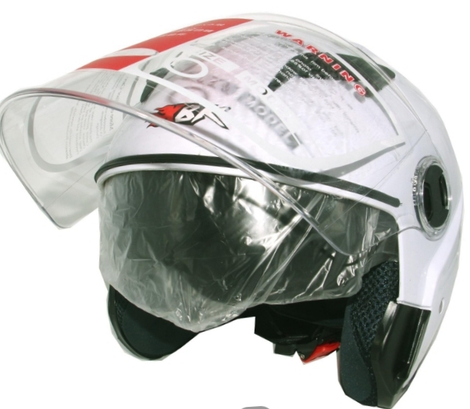XBK-T3 Glossy White Bike Helmet for Men and Women Price in bd.