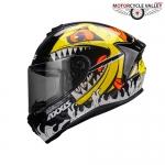 Axxis Draken Viperfish Helmet