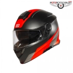ORIGINE Delta Division Helmets -Glossy Red-Black