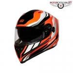 ORIGINE Strada Revolution Helmets – ORANGE TITANIUM-BLACK