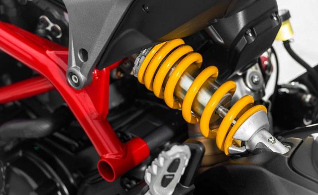Ducati Hypermotard  Lowering
