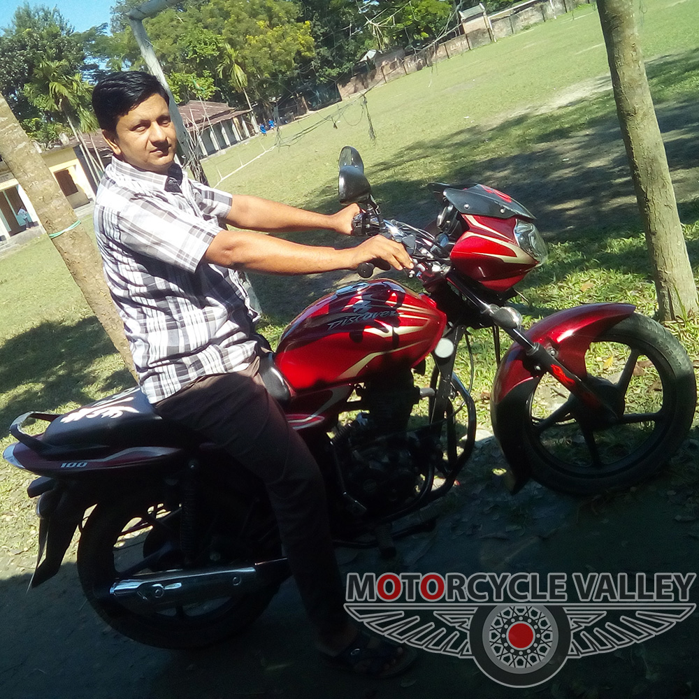 Bajaj-Discover-100-user-review-by-Hasanuzzaman