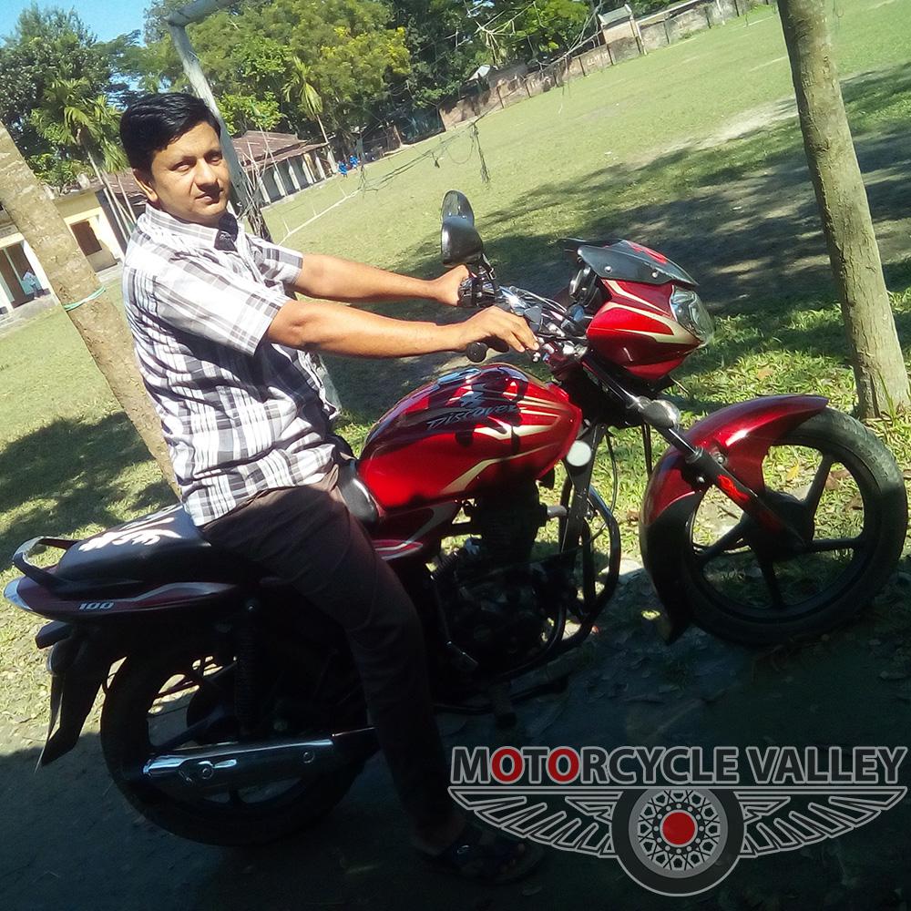 Bajaj-Discover-100-user-review-by-Hasanuzzaman