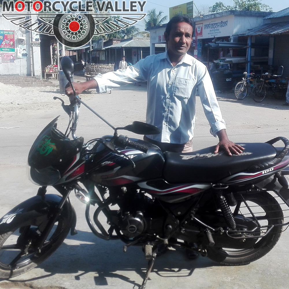 Bajaj-Discover-100-user-review-by-Masud-Rana