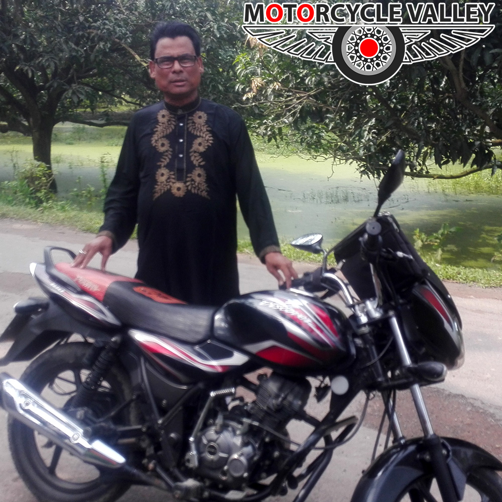 Bajaj-Discover-100-user-review-by-Monirujjaman