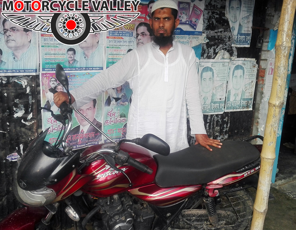 Bajaj-Discover-100-user-review-by-Rokonujjaman