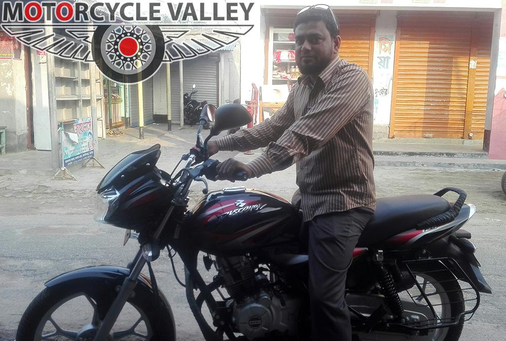 Bajaj-Discover-125-user-review-by-Afjal-Hossain