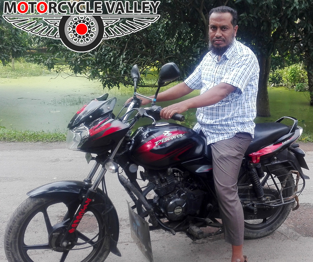 Bajaj-Discover-125-user-review-by-Rafiqul-alom-Khan