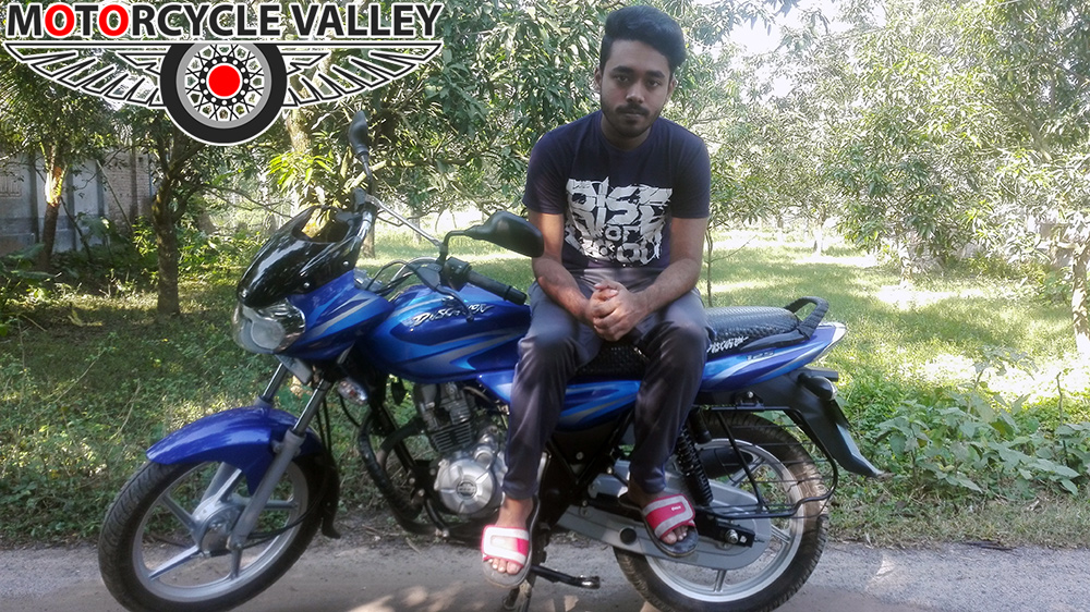 Bajaj-Discover-125-user-review-by-Sabbir-Hossain