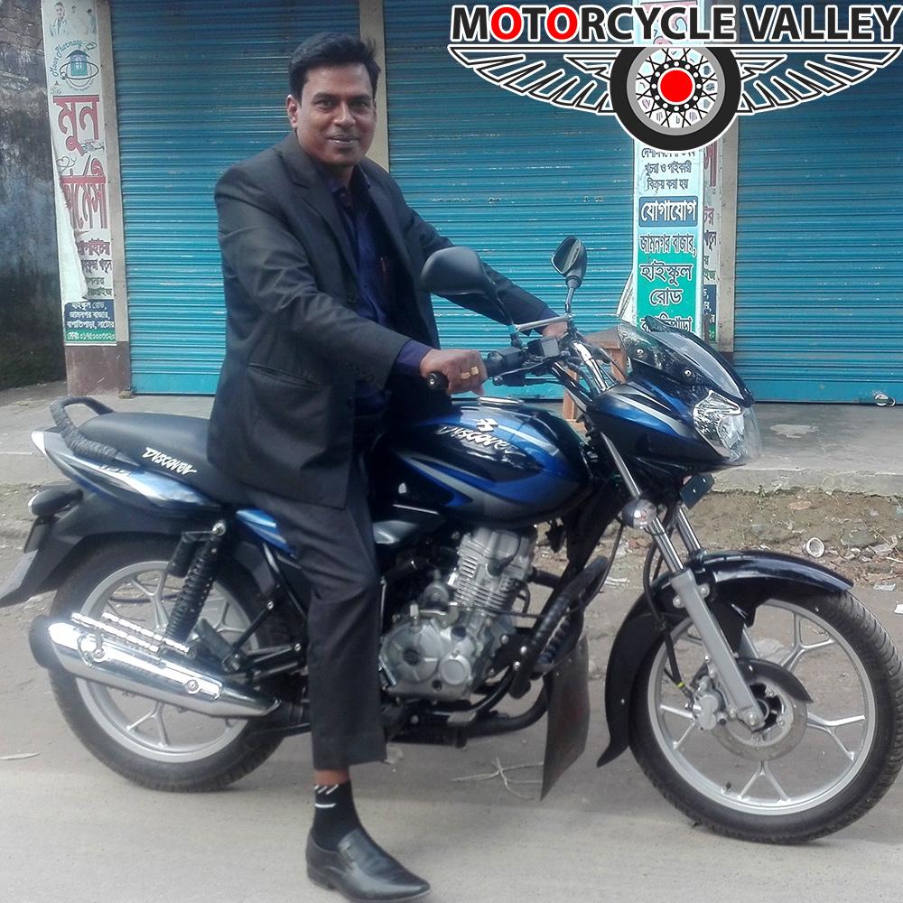 Bajaj-Discover-125-user-review-by-Utpal-Sarkar