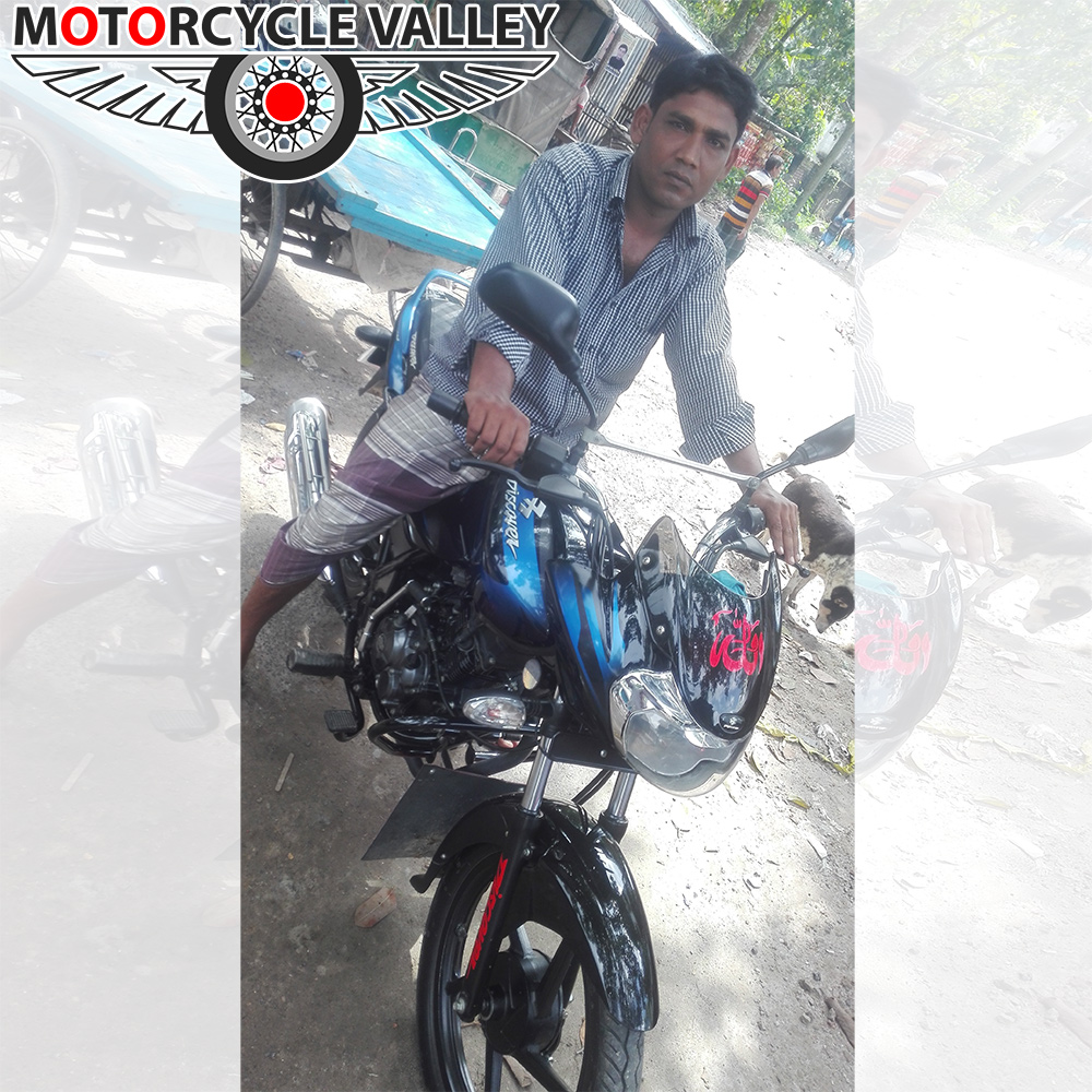 Bajaj-Discover-125cc-user-review-by-Babul-Hossain
