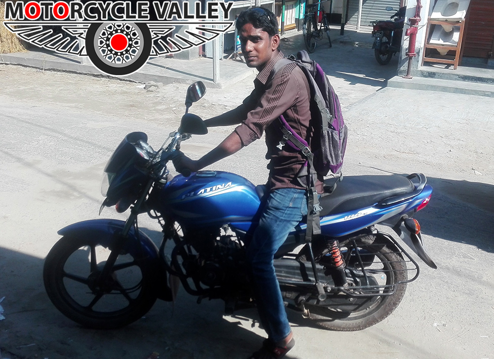 Bajaj-Platina-100-user-review-by-Raju-Hossain