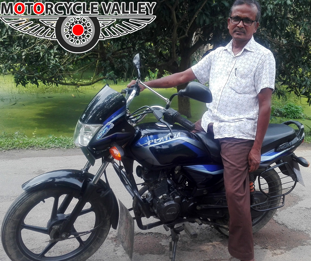 Bajaj-Platina-100cc-user-review-by-Kajem-Ali