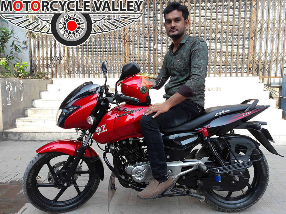Bajaj-Pulsar-150-user-review-by-Anamul-Hasan