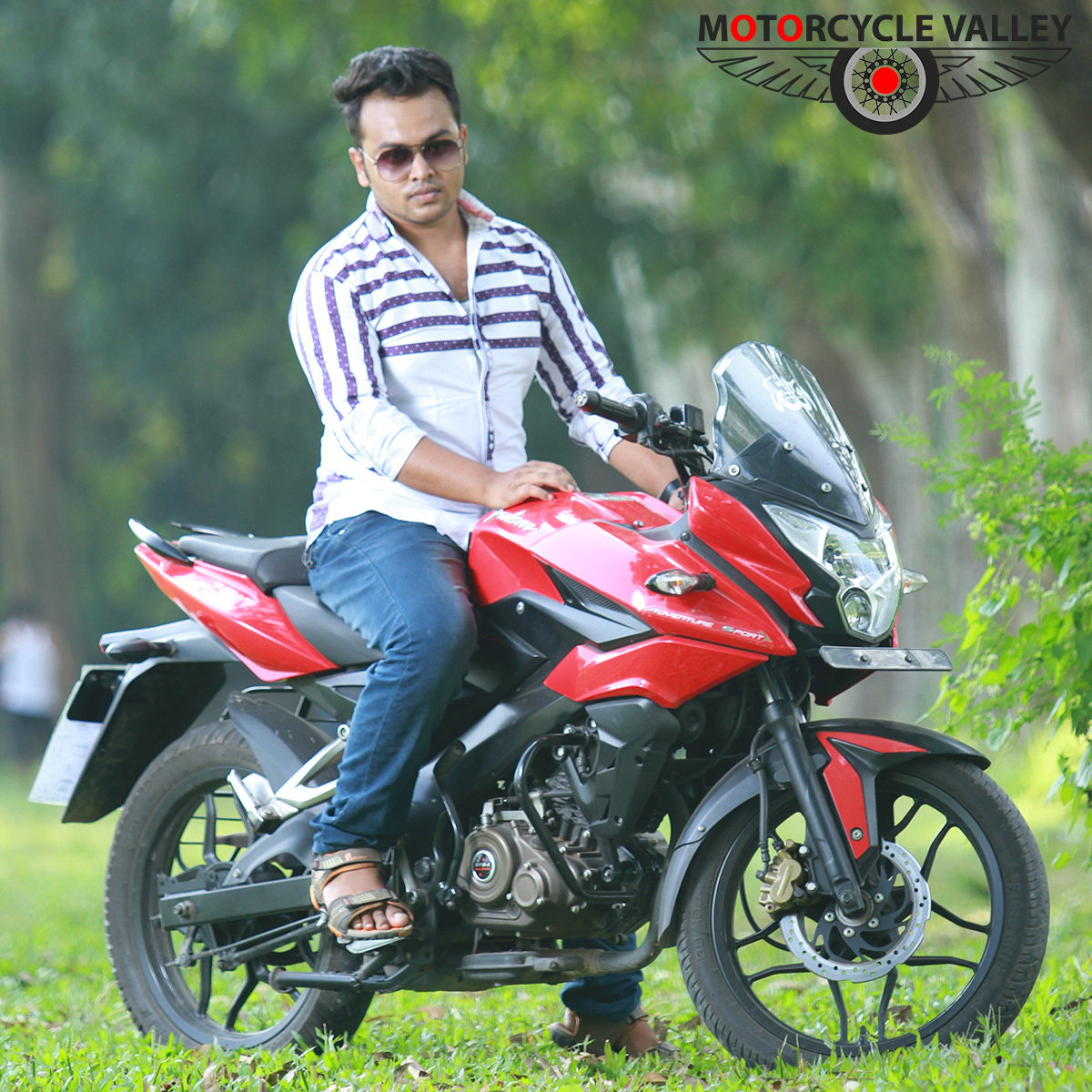 Bajaj Pulsar AS 150 user review by Akash