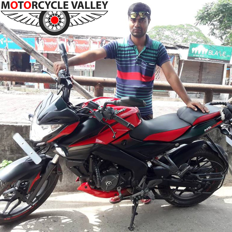 Bajaj-Pulsar-NS160-user-review-by-Sohel-Rana