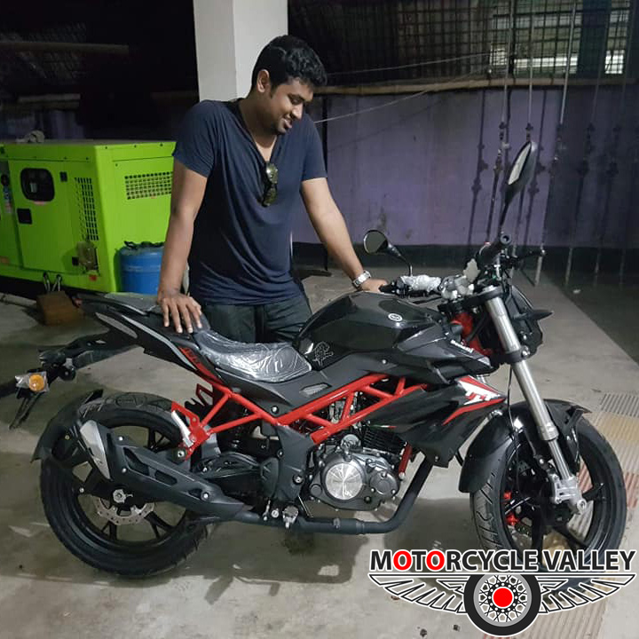 Benelli TNT 150 first ride review by Fahim Adnan Motorbike review