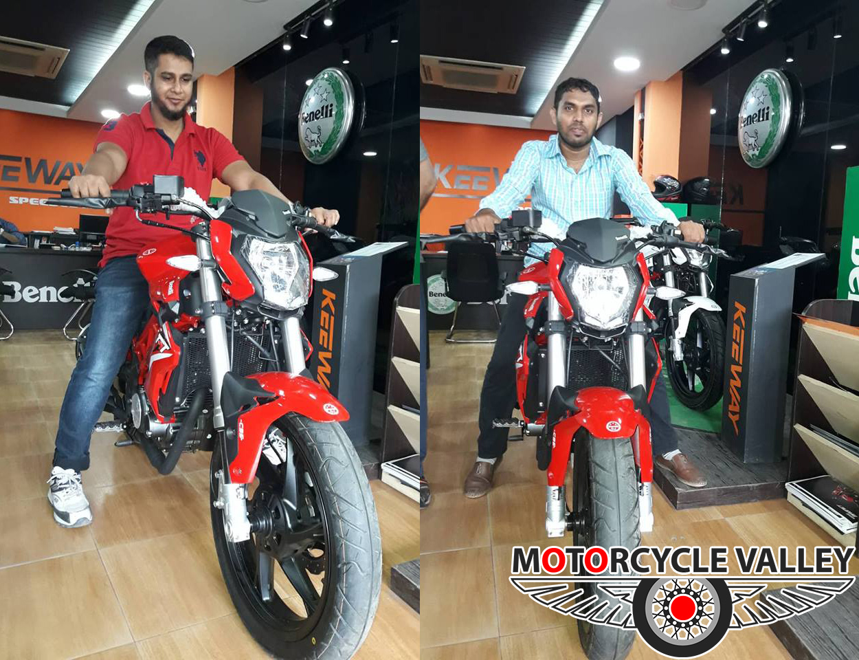 Benelli-finally-arrived-in-Bangladesh