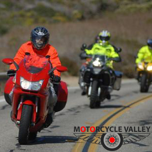 Clothing for motorcycle riders