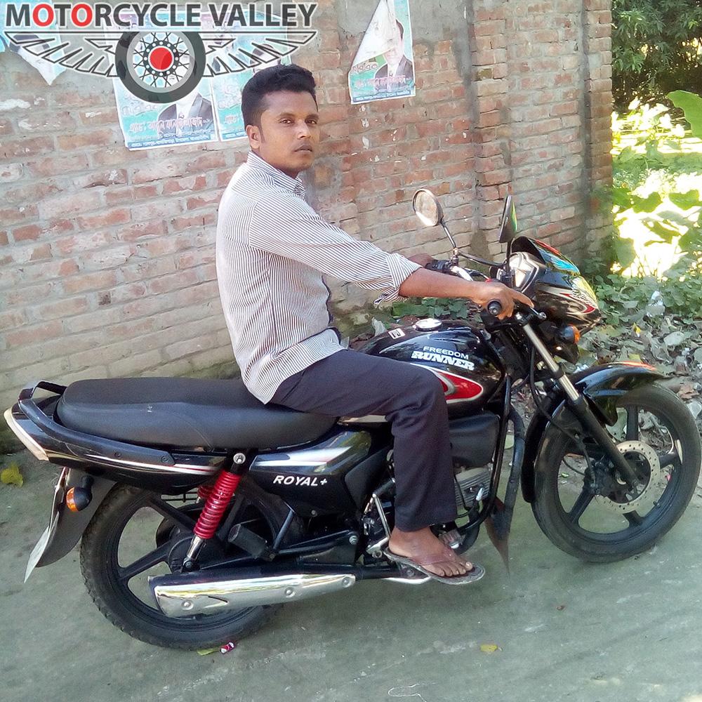 Freedom-Runner-110cc-user-review-by-Nazim-Uddin