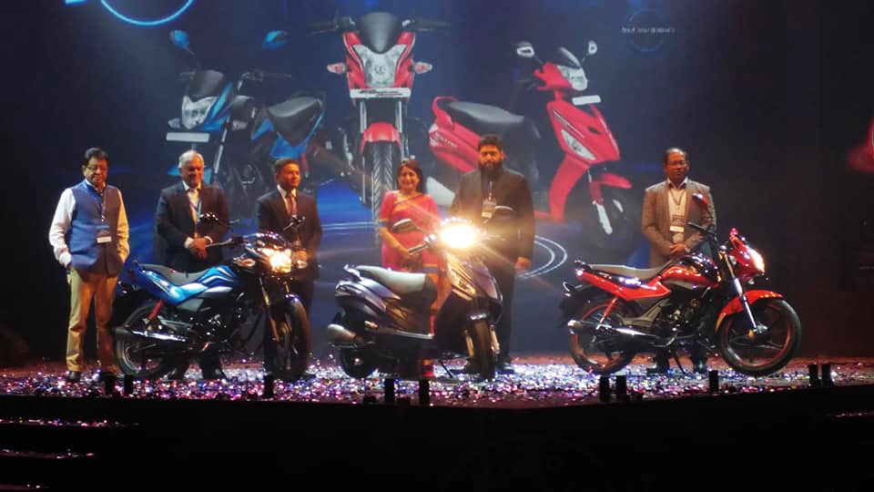 Hero-launched-three-new-bikes-in-Bangladesh