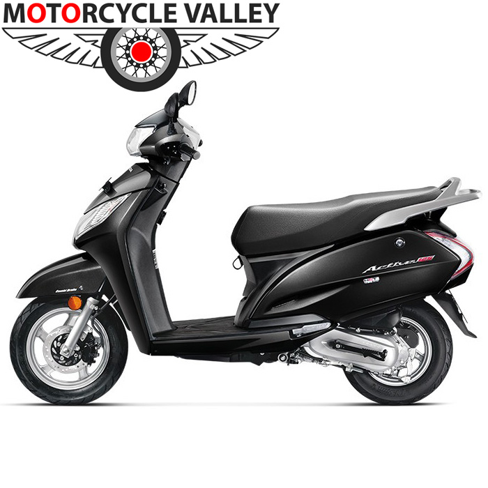 honda activa 125 scooter feature review motorbike review. Black Bedroom Furniture Sets. Home Design Ideas