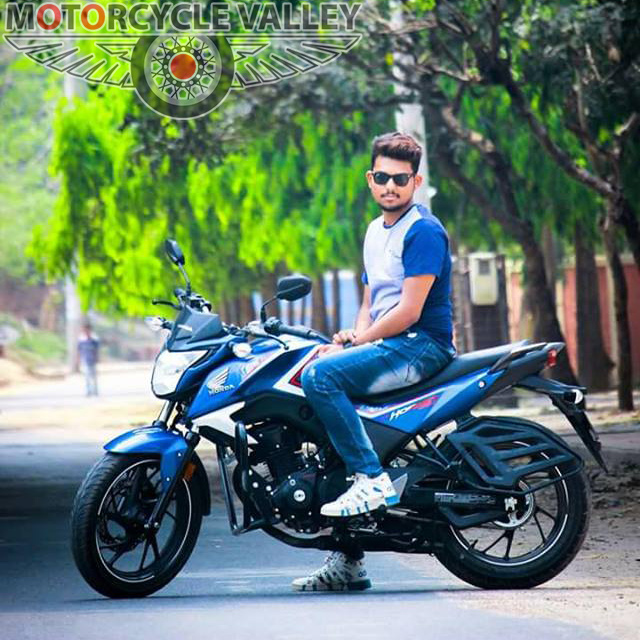 Honda-CB-Hornet-160-user-review-by-Al-Asif-Parvez