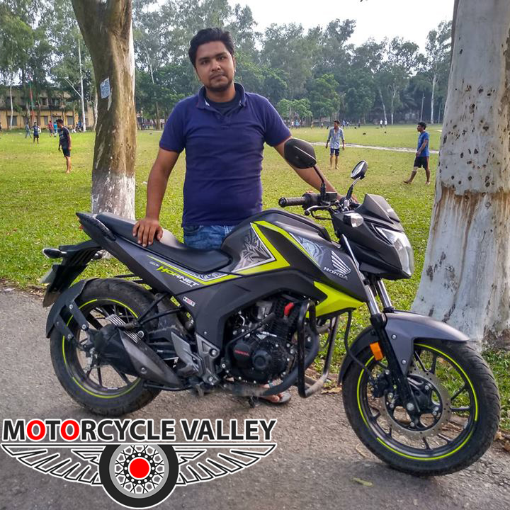Honda-CB-Hornet-160R-user-review-by-Oli-Ahad-Khan