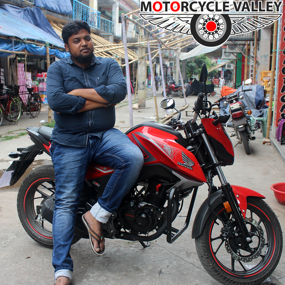 Honda-CB-Hornet-user-review-by-Jahidul-Islam