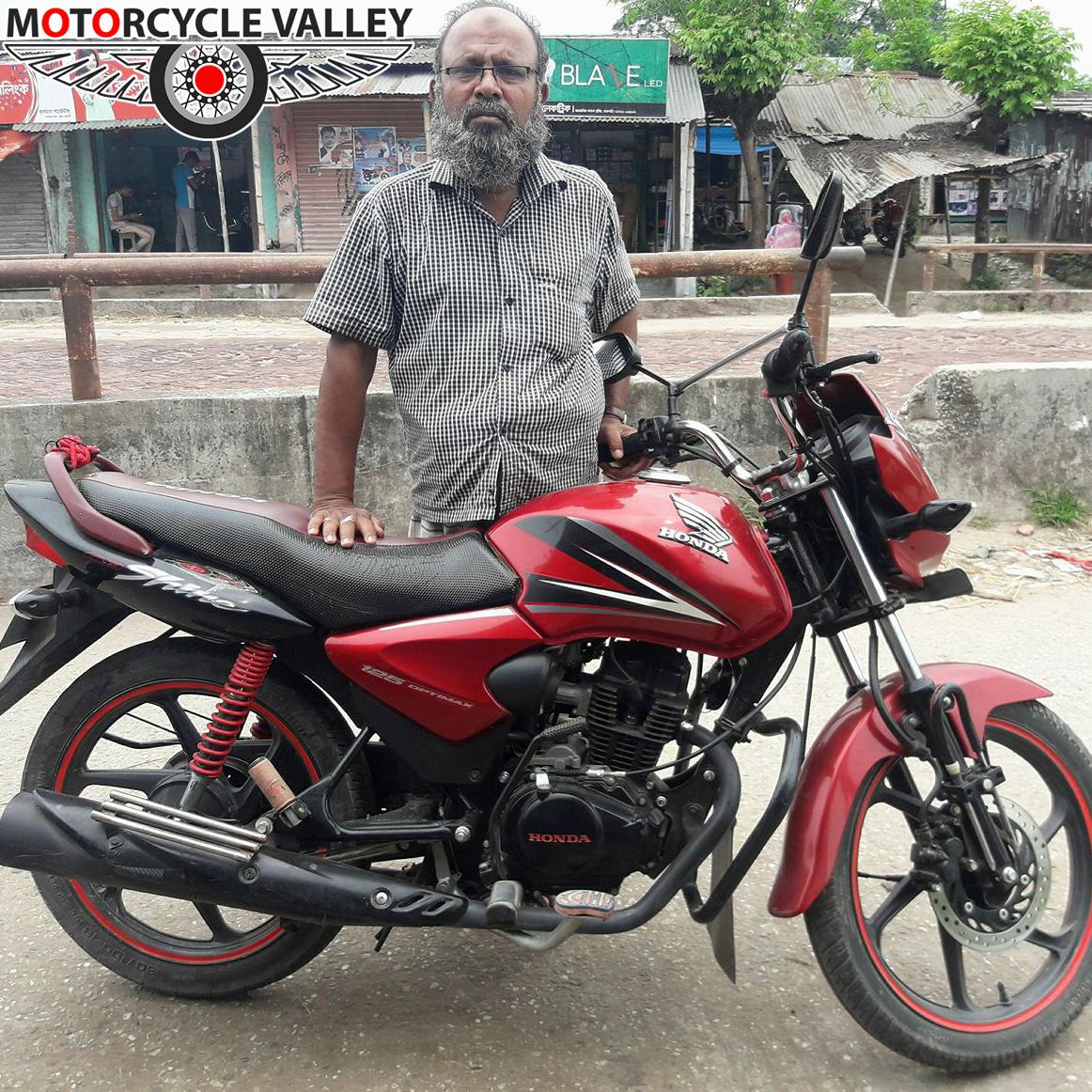 Honda Cb Shine 125 User Review By Muntaj Ali Motorbike Review