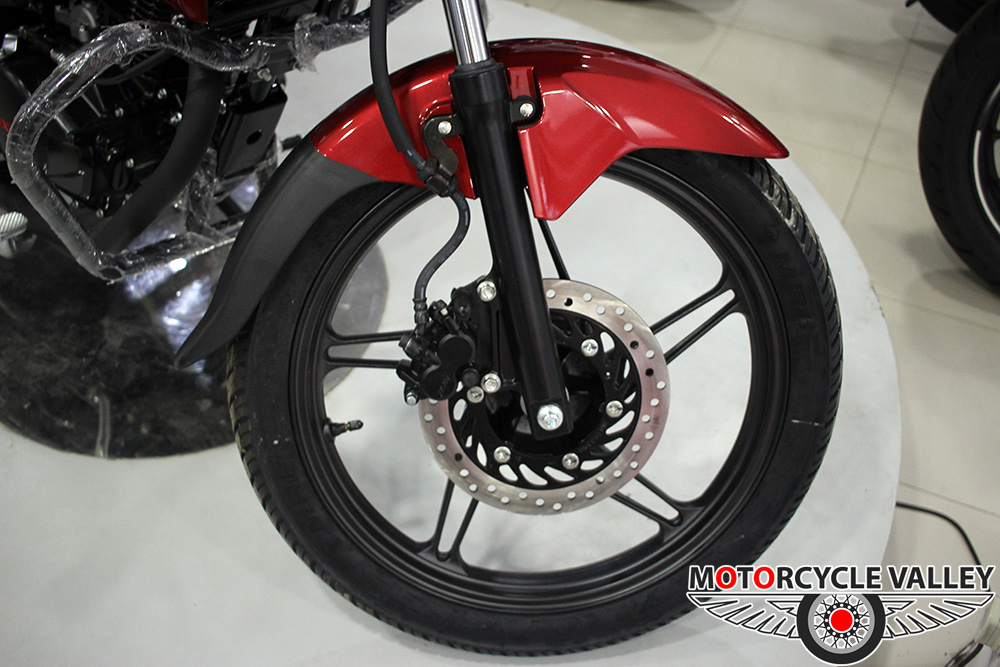 Honda-CB-Shine-SP-Features-Review-Front-Wheel