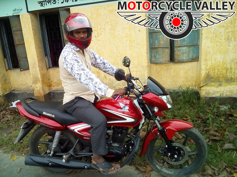 Honda-CB-Shine-user-review-by-Delower-Hossain