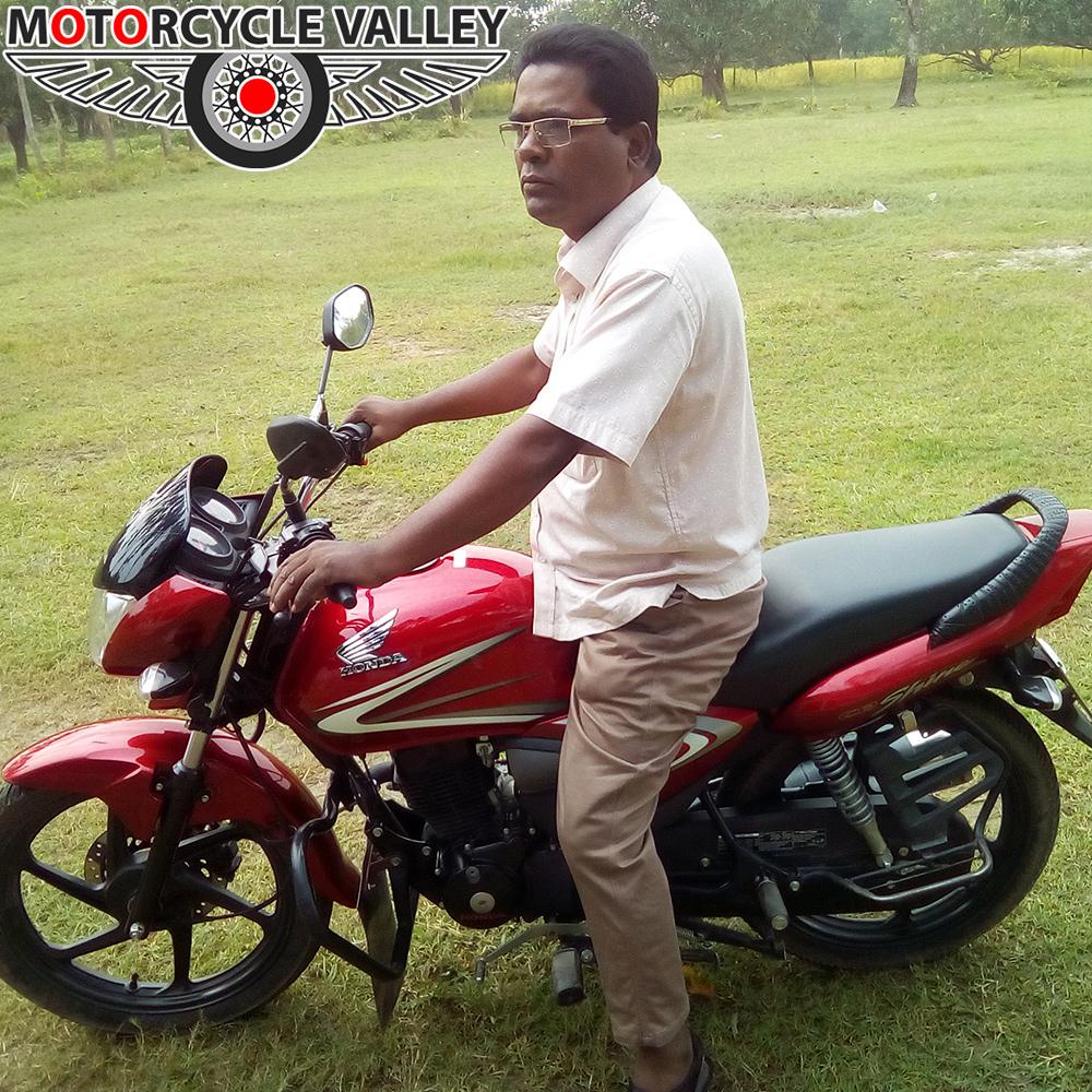 Honda-CB-Shine-user-review-by-Prohlad-Chandra-Mondol