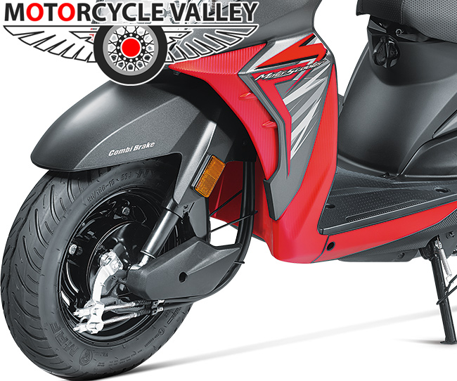 Honda Dio Scooter Feature Review Motorbike Review