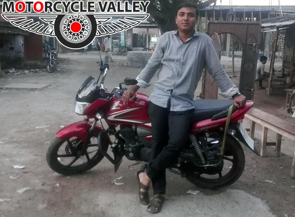 Honda-Shine-125cc-user-review-by-Mizanur-Rahman