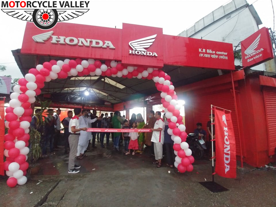Honda-Showroom-at-new-location-in-Rajshahi