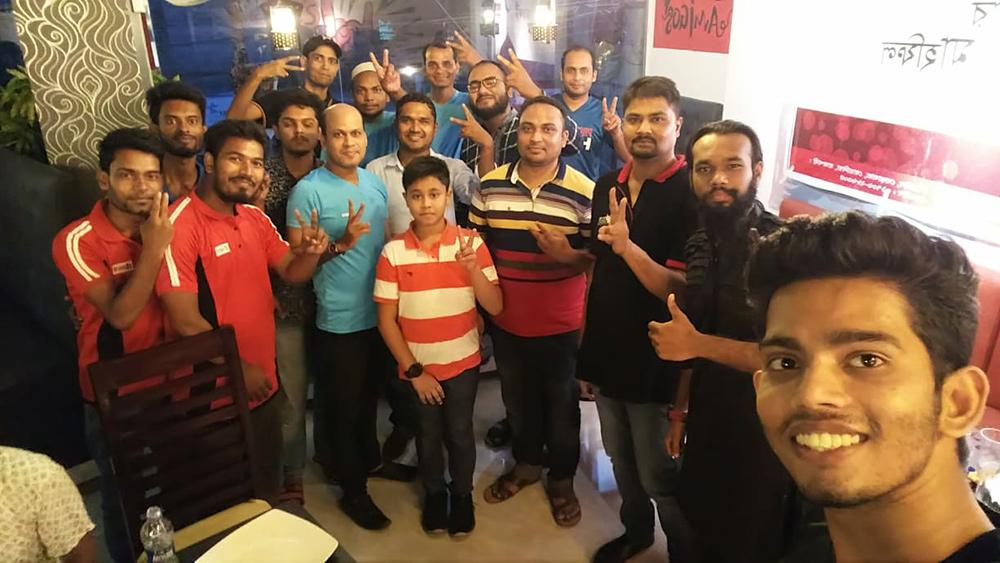 Iftar-Mahfil-at-Hero-Rajshahi-Team-MotorcycleValley