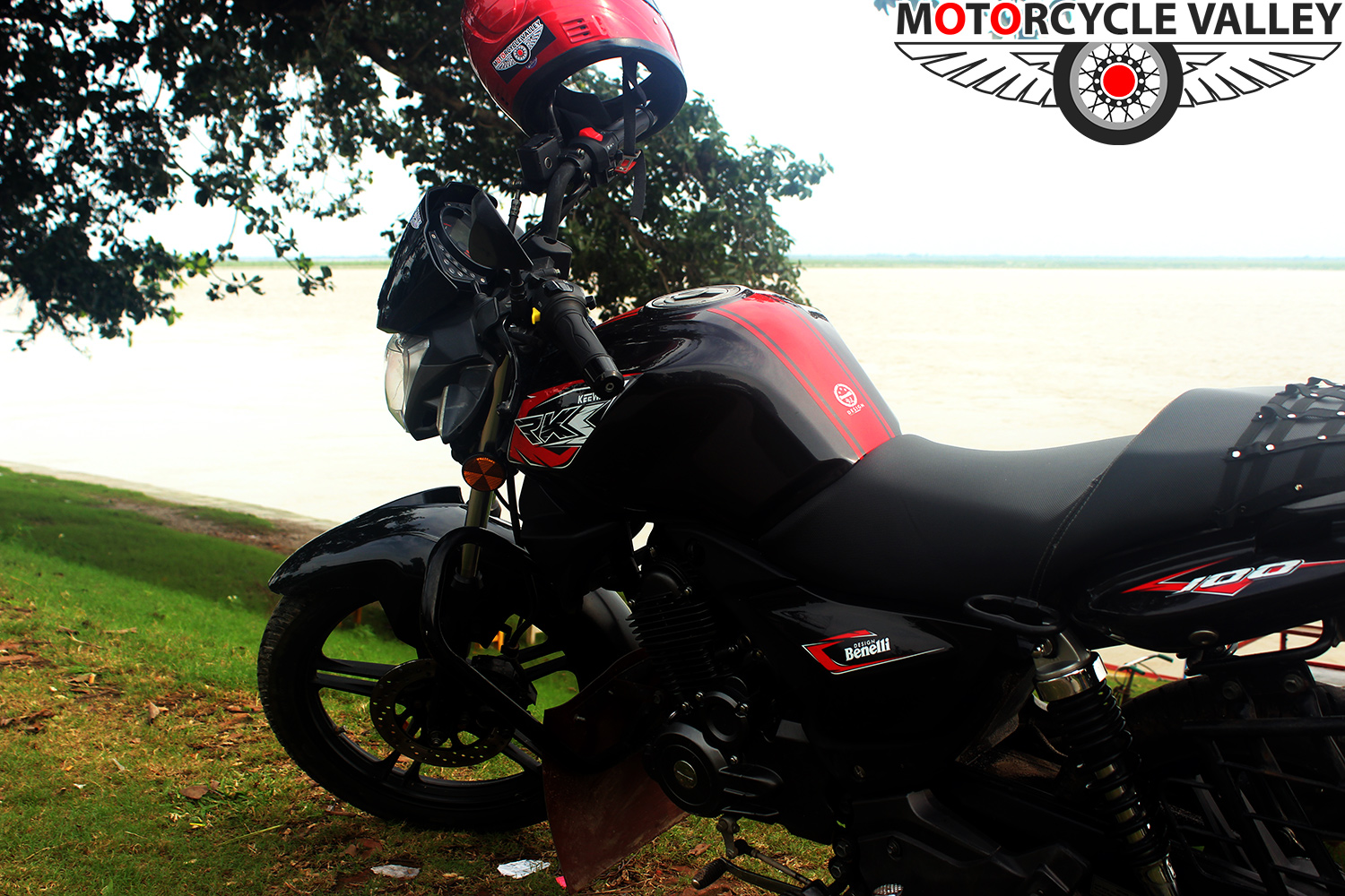 Keeway-RKS-100-Test-Ride-users-review