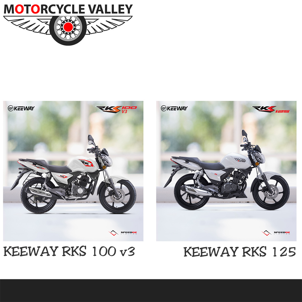 Keeway RKS 100 v3 or RKS 125  Which one should buy