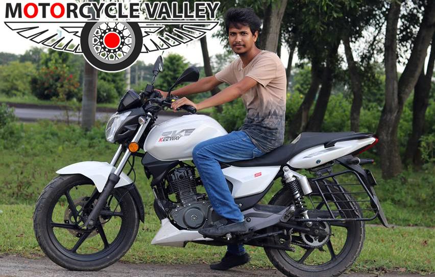 Keeway RKS 125 user review by Masum Talukder Motorbike