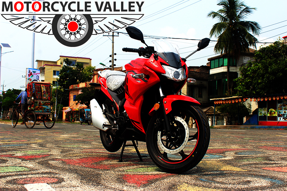 Lifan KPR 165R Features Review Motorbike review  Motorcycle