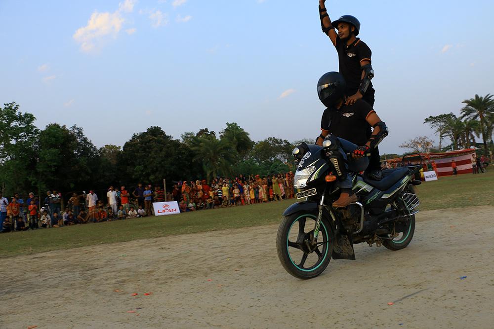 Lifan-Sports-Day-2019-Bike-Stunt