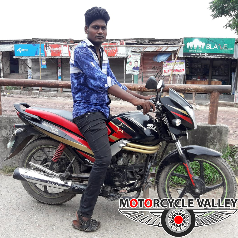 Mahindra-Centuro-Rockstar-user-review-by-Masum-Ali