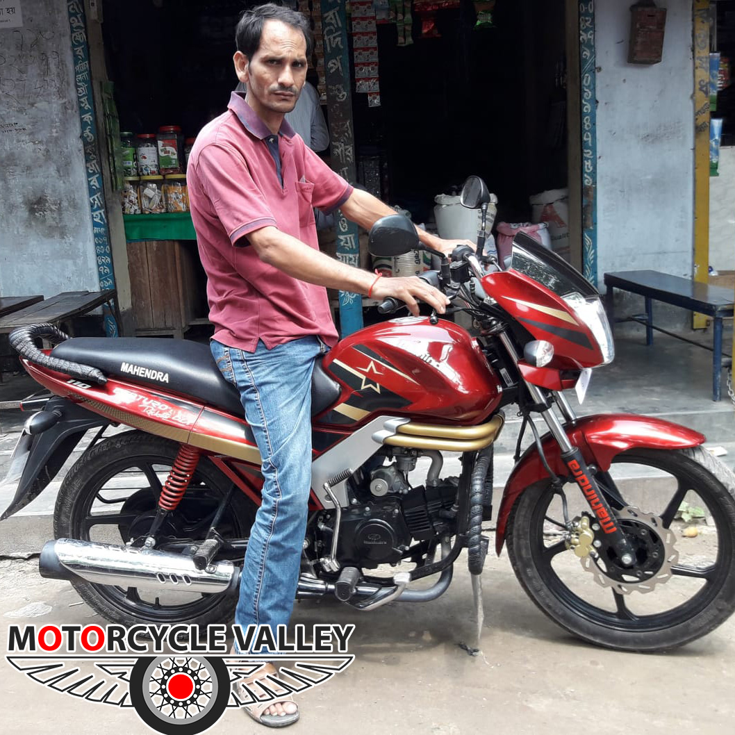 Mahindra Centuro Rockstar User Review By Sukumar Saha Motorbike