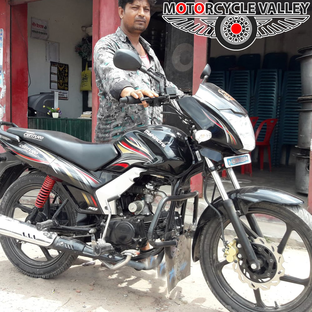 Mahindra-Centuro-user-review-by-Rasel