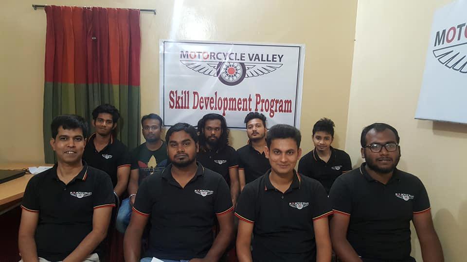 MotorcycleValley-Skill-Development-Program